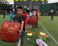 Dịch vụ thuê trống cổ vũ bóng đá, thuê trống biểu diễn
