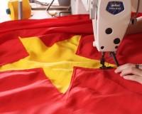 Xưởng may cờ Tổ Quốc