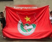 May cờ theo yêu cầu tại Hà Nội