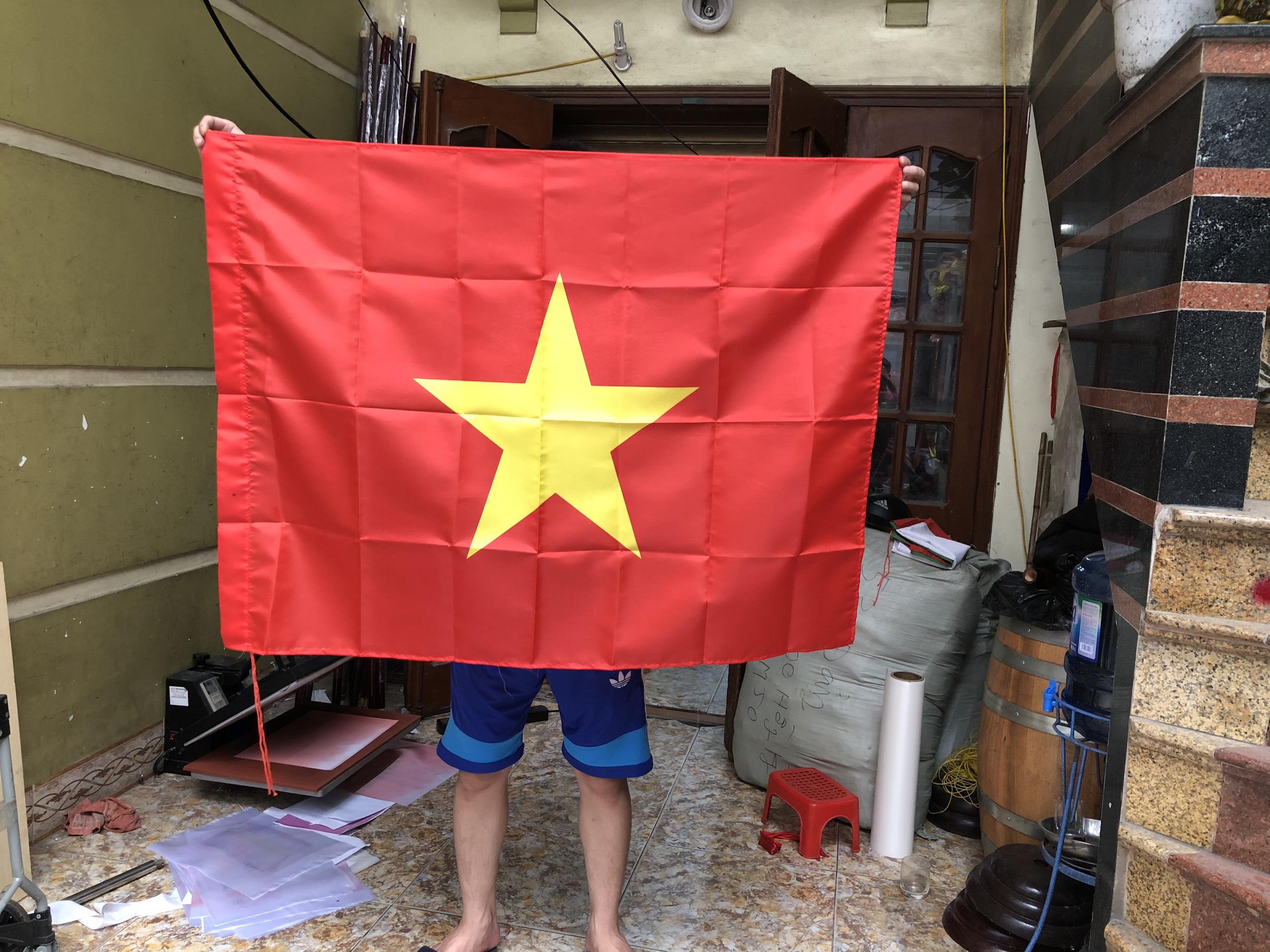 lá cờ tổ quốc